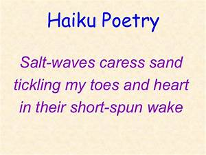 Haiku Poems Powerpoint - descargardropbox