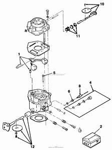 Toro Lawn Mower Carburetor Linkage Diagram