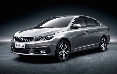 a peugeot new china only peugeot 308 sedan 3008 revealed