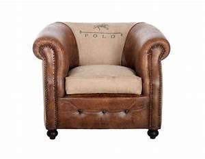 Fauteuil Style Anglais : fauteuil chesterfield anglais jolipa ~ Teatrodelosmanantiales.com Idées de Décoration