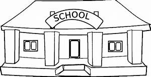 School Building Clipart Many Interesting Cliparts