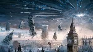 Alien, City, Wallpapers, -, Top, Free, Alien, City, Backgrounds