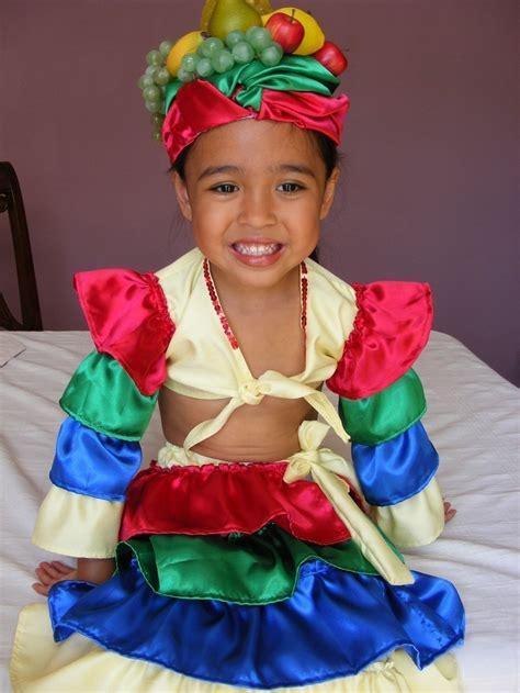 unique baby costumes unique chiquita banana carmen miranda halloween costume for toddler girl size 6 10 105 00 via