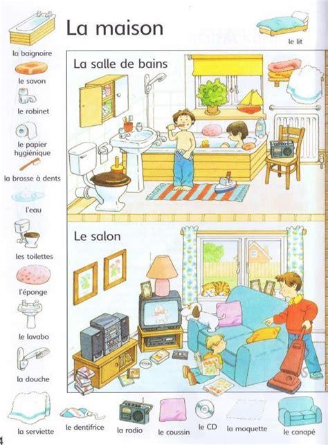vocabulaire anglais cuisine 17 meilleures images à propos de maison logement sur