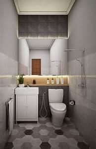 3d, Bathroom, Design, Interior