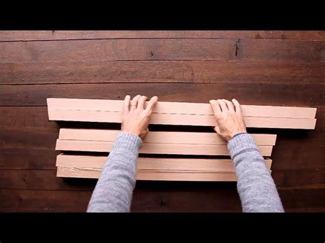 table basse qui fait table a manger comment r 233 aliser une table design en bois massif
