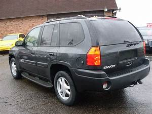Ride Auto  2004 Gmc Envoy Charcoal
