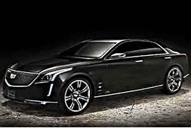 Cadillac Xts 2016     ...