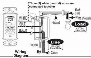 Black And White Wires Connected Together
