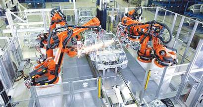 Robots Automotive India Industry Making Precision Safety