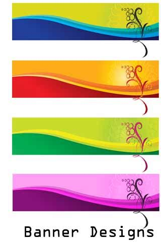 develop and share banner design