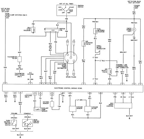 1980 Chevy Wiring by Repair Guides Wiring Diagrams Wiring Diagrams