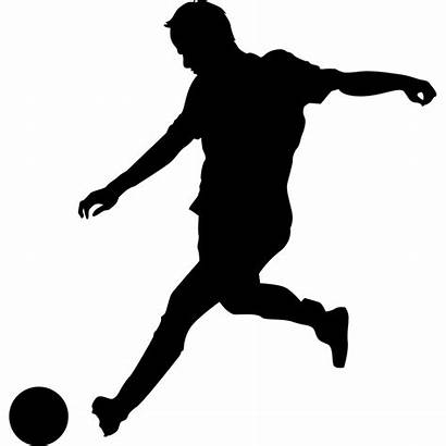 Footballeur Stickers Ballon Action Football Imprimer