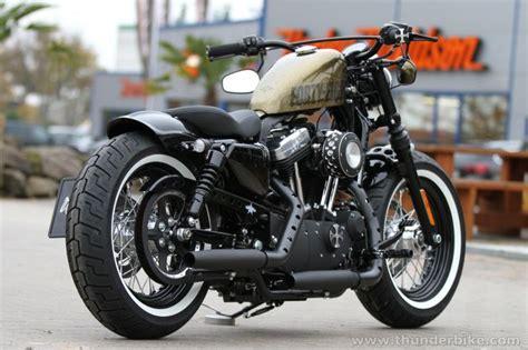 Harley-davidson Harley-davidson Sportster Forty-eight Dark