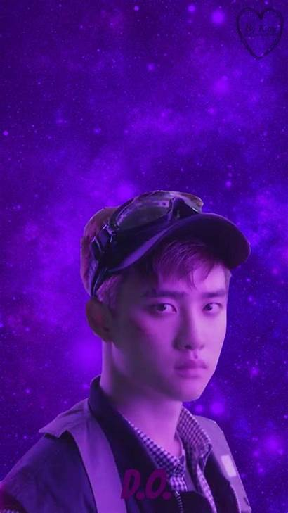 Galaxy Chanyeol Wallpapers Kpop Edit Exo Reblog