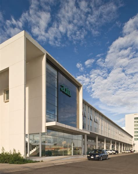 Contemporary Commercial Building Design Mexico 05 « Adelto