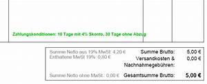 Synonym Rechnung : zahlungskonditionen zb skonto je kunde unterschiedlich auf der pdf rechnung ~ Themetempest.com Abrechnung