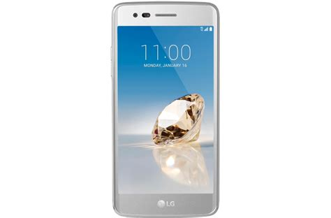 Lg Aristo Smartphone For Metro By T-mobile (ms210) In