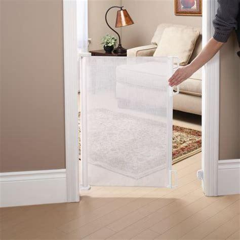 barriere securite escalier retractable barri 232 re de s 233 curit 233 r 233 tractable de bily blanche walmart canada