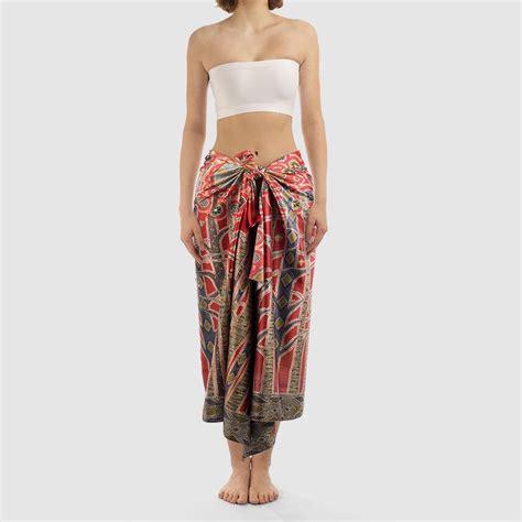 beach sarongs uk personalised womens beach sarong skirt