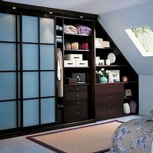 Armoire De Rangement : photo armoire de rangement chambre ~ Teatrodelosmanantiales.com Idées de Décoration