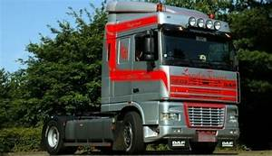Daf 95xf Series Truck Service Repair Workshop Manual