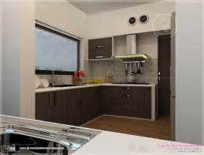 kitchen interiors photos kitchen interior views by ss architects cochin home kerala plans