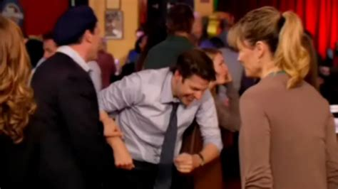John & Jenna Images The Office Season 6 Bloopers Hd Wallpaper And Background Photos (22344929