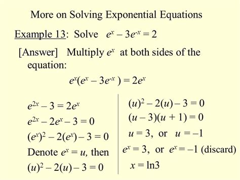 56 Laws Of Logarithms 57 Exponential Equations; Changing Base  Ppt Video Online Download