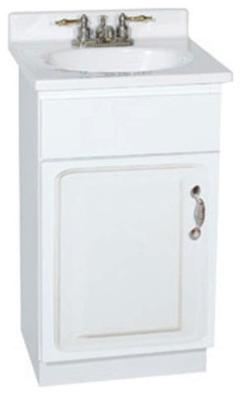 concord 18 x 16 inch vanity modern bathroom vanities