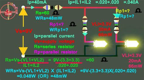 Led How Connect Parallel Circuit