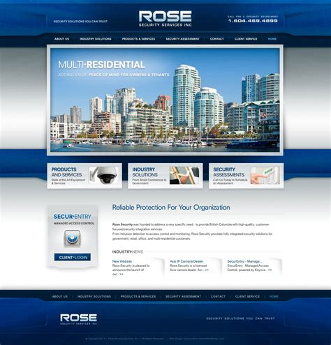 web site design vancouver vancouver design custom