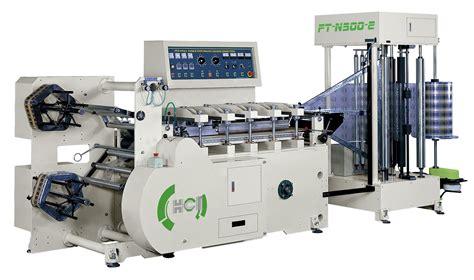 side seal machineft  hci converting equipment