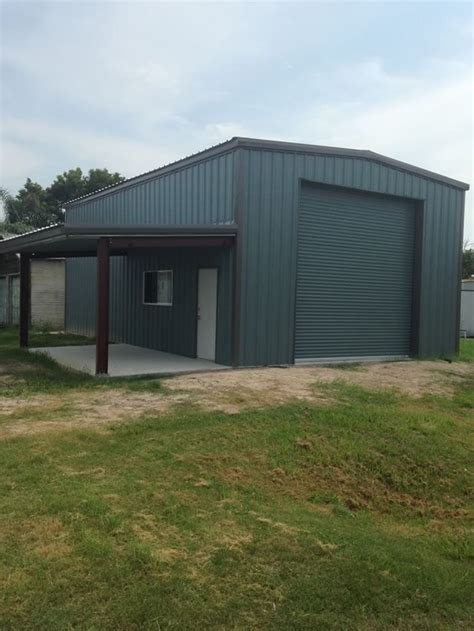 Residential Sheds by Residential Steel Metal Building Erector Contractor