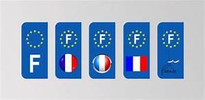 Immatriculation Europe : sticker plaque immatriculation ~ Gottalentnigeria.com Avis de Voitures