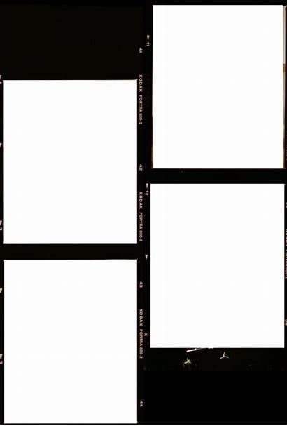 Kodak Portra Frame Transparent Template Pngio Frames