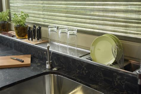 drying rack 21 genius kitchen designs you ll want to re create in your Kitchen