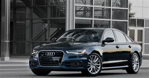 audi a6 similar look but completely new