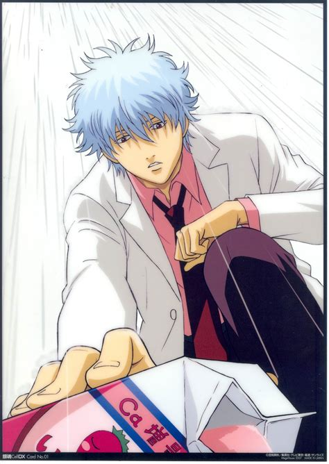 poor gintoki gintama fan art  fanpop