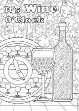 Favoreads Oclock sketch template