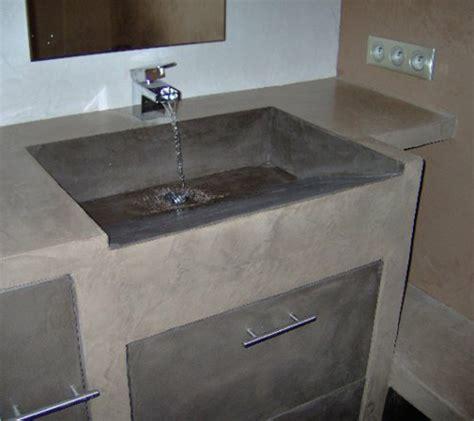 béton ciré cuisine leroy merlin revger com comment faire du beton ciré idée inspirante