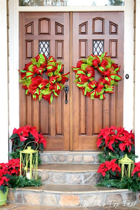christmas decorated porches christmas decorating ideas for porch festival around the world