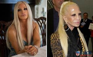Donatella Versace - why? | is it true?? | Pinterest ...