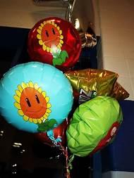 plants vszombies balloon zombie