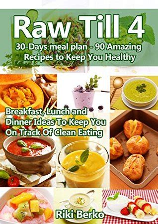raw    monthly meal plan  amazing recipes