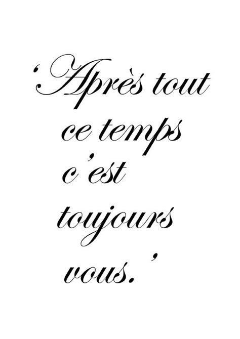 french love quotes ideas  pinterest