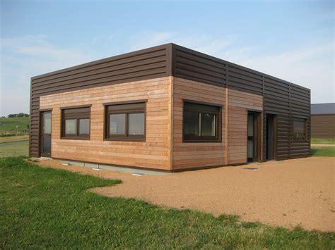 bungalow modulaire bungalow pr 233 fabriqu 233 et bungalow bureau