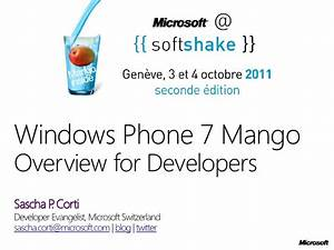 Windows Phone 7.5 Mango - What's New
