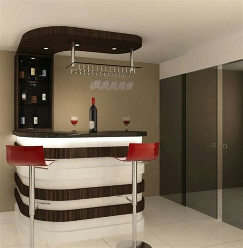 building corner bar  small spaces home bar counter