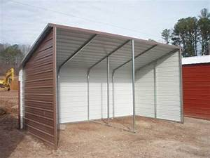 how to build a metal loafing shed sanglam With 20x40 shed